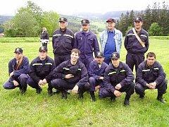 Hasiči z Pohorska