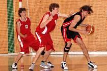 Klatovští basketbalisté bojovali o postup se Sokolem Pražským
