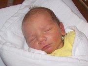 Tomáš Vacovský z Nýrska (3380 g, 51 cm) se narodil v klatovské porodnici 10. října v 13.03 hodin. Rodiče Simona a Tomáš přivítali očekávaného prvorozeného syna společně na svět.