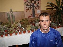 Výstava kaktusů ve Strážově