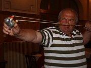 MČR ve střelbě z praku v Sušici