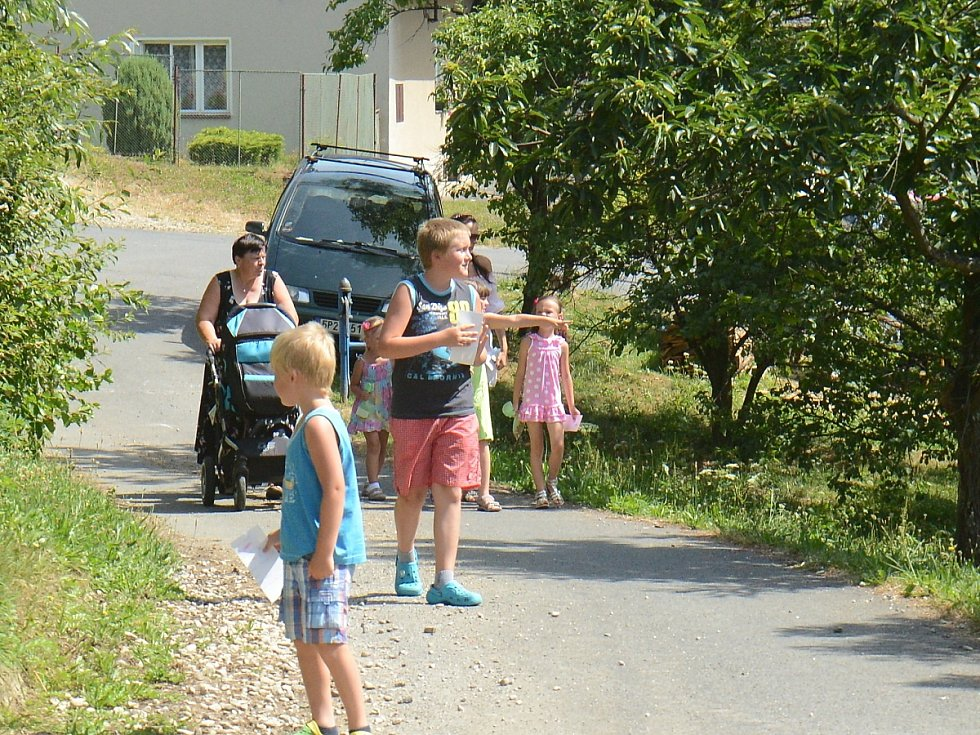 V Zahorčicích oslavili dětský den