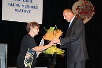 Oslavy 20. výročí klatovského klubu seniorů