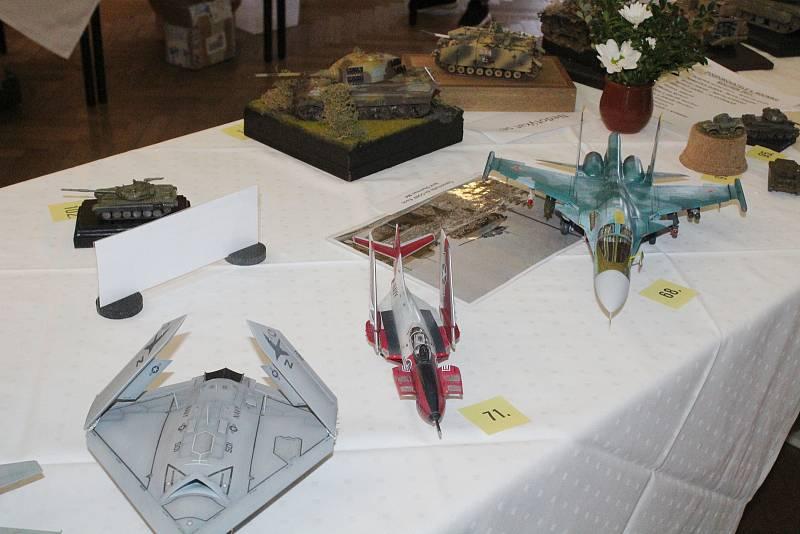 Výstava plastikových modelářů, Memoriál malého Mišáka 2021.