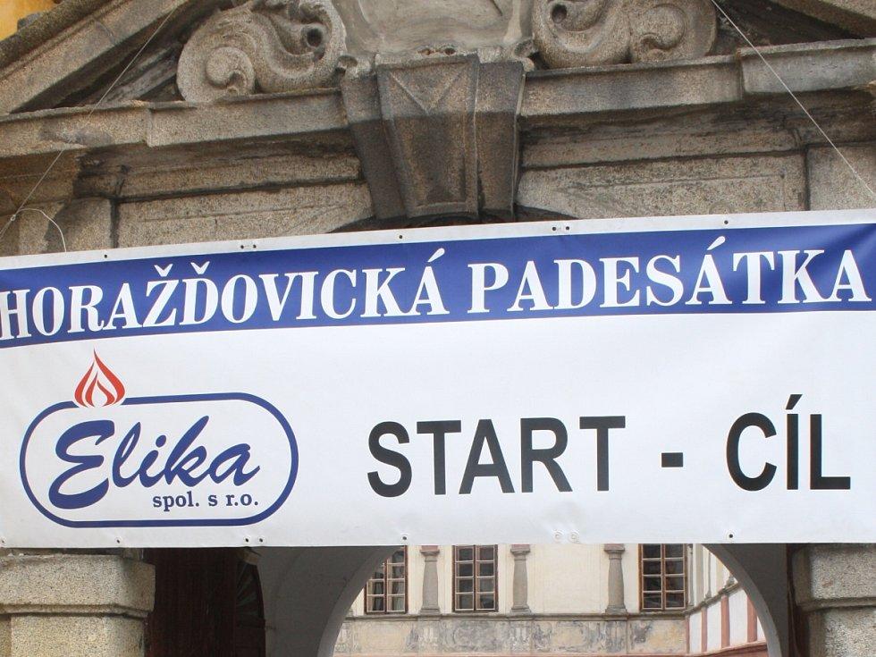 Horažďovicka padesátka 2014