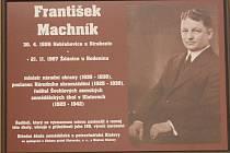 SŠZP vzpomínala na Františka Machníka