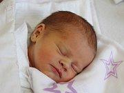 Adriana Ondrejková z Horažďovic (2670 g, 46 cm) se narodila v klatovské porodnici 19. května v 8.32 hodin. Rodiče Jitka a Jan přivítali očekávanou dceru na světě společně. Na sestřičku se těší Kačenka (3,5).