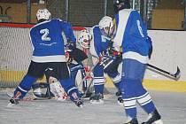 V Klatovech se hrál Přebor středních škol a učilišť v ledním hokeji