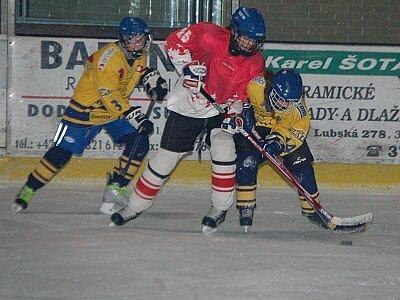 V utkání jihočeské žákovské ligy porazili hokejisté  7. třídy HC Klatovy své hosty z TJ DDM Rokycany těsně 7:6.  Klatované po první třetině prohrávali o dva góly, ale  nepříznivý stav dokázali zvrátit  a v  přetahované o vedení nakonec zvítězili.