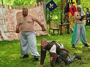 V Mlázovech se konal první ročník středověkých slavností