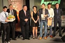 Vyhlášení ankety Nejúspěšnější sportovec roku 2017 okresu Klatovy v Sušici.