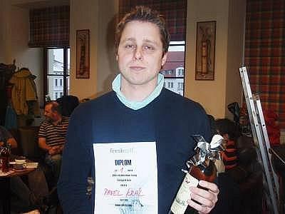 Vítězství v klatovském regionu vybojoval mezi muži Pavel Král.