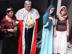 Eurovánoce v klatovském divadle.