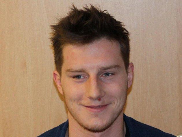 Hokejista Tomáš Pitule.