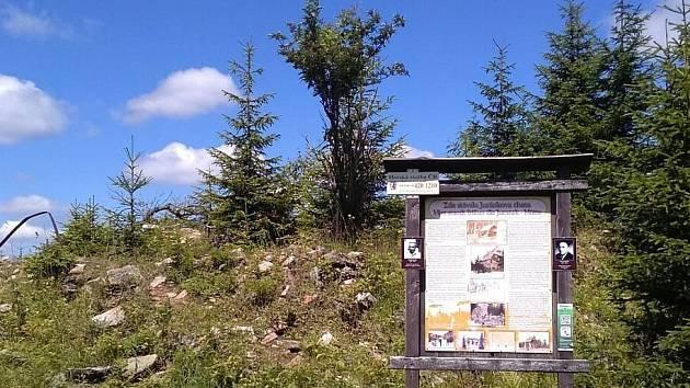 Bývalá Juránkova chata