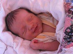 Vítek Maxa z Horažďovic (3556 gramů, 51 cm) se narodil ve FN Plzeň 19. září ve 12.22 hodin. Rodiče Klára a Josef věděli dopředu, že jejich prvorozené miminko bude chlapeček.