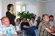 V Nýrsku se konalo setkání zástupců obcí a neziskových organizací pořádané sdružením Královský hvozd.