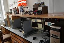 Vzdálená laboratoř.