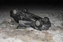 Nehoda u Prášil.