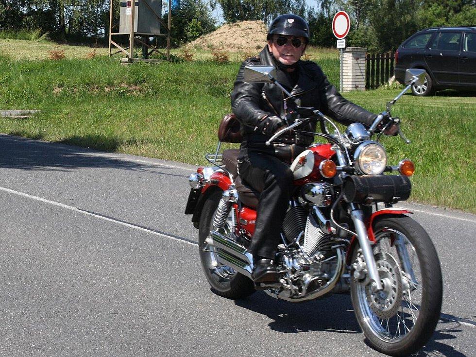 6. ročník trike - moto srazu Šumava v Nýrsku