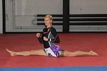 Strnadová: Při trénincích se teď zaměřuji hlavně na sílu.