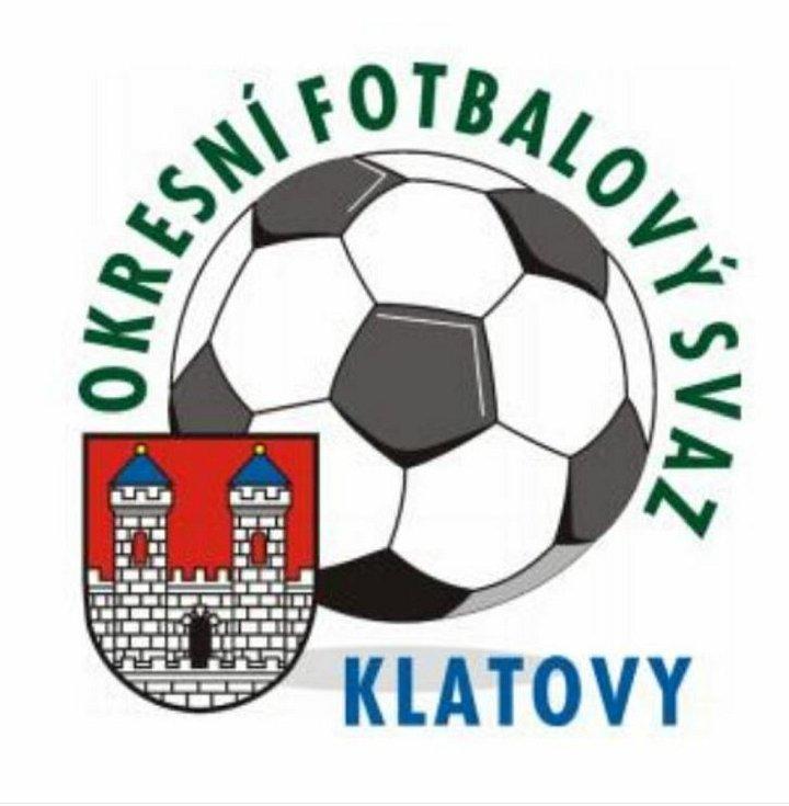 Logo OFS Klatovy.