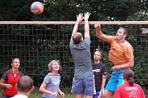 Volejbalový turnaj Pohár Švejků v Klatovech