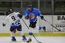 Šumavská liga amatérského hokeje: HC Tango (modré dresy) - HC AutoKempf 1:6