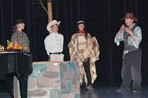 Berušky slavily v klatovském divadle
