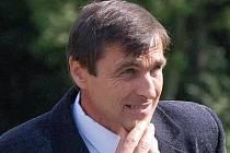 Starosta Hamrů Miroslav Kroupa