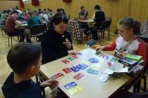 Odpoledne plné her v Janovicích nad Úhlavou.