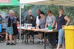 Mistrovství Šumavy v pečení prasat v Hartmanicích 2021.