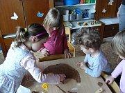 Příprava na Velikonoce v Mateřské škole Pačejov.