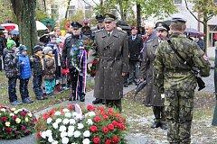 Oslavy 100. výročí vzniku Československa v Klatovech