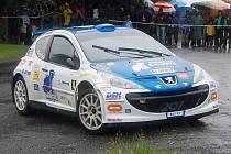 Rally Agropa 2010, RZ1, Strážovice - Nehodív