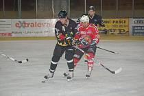 Druholigoví hokejisté SHC Klatovy vyhráli v prvním přípravném utkání, když na domácím ledě porazili HC Sokolov