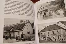 Kniha nejstarší rodačky z Chudenic je k prodeji na zámku v Chudenicích.