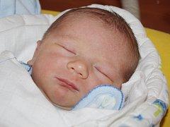 Filip Vais z Hoštic (3540 g, 51 cm) se narodil v klatovské porodnici 16. února ve 4.25 hodin. Rodiče Lenka a Tomáš si pohlaví prvorozeného dítěte nechali jako překvapení až na porodní sál.