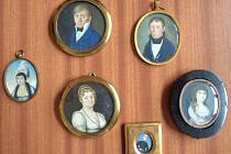 Miniatury ze sbírek klatovského muzea