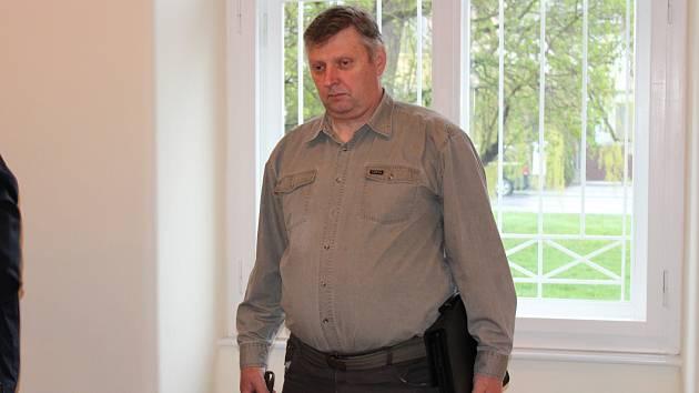 Miroslav Janda u klatovského soudu.