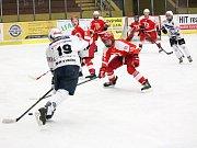 Krajská liga juniorů jižních Čech: HC Klatovy B (bílé dresy) - HC DDM České Budějovice 1:5