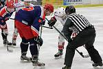 Liga juniorů: HC Klatovy – HC Letci Letňany 4:1