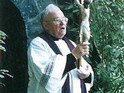 Josef Peksa v roce 1992.