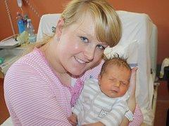Anna Pavelcová z Hrádku (3650 gramů, 53 cm) se narodila v klatovské porodnici 2. února v 8.52 hodin. Rodiče Adriana a Martin přivítali očekávanou prvorozenou dcerku na svět společně.