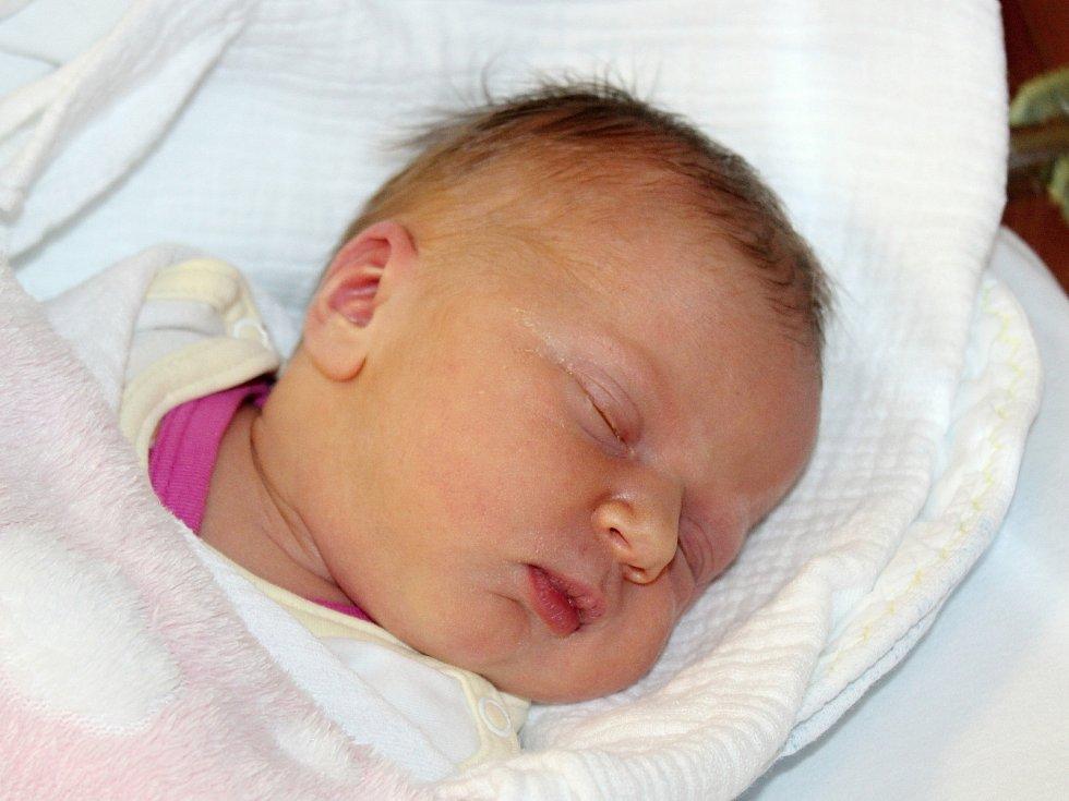 Nina Blahníková z Nýrska se narodila v klatovské porodnici 7. července ve 21:00 hodin (3510 g, 52 cm). Na očekávanou holčičku se těšili rodiče Michaela a Martin a sestřičky Ella (9,5) a Anna (2,5).