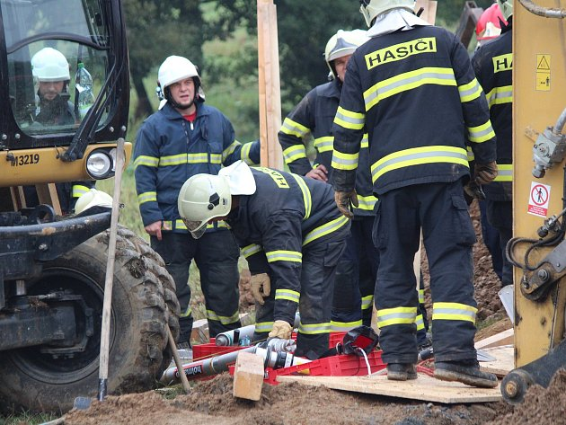 Tragická nehoda v Běšinech.