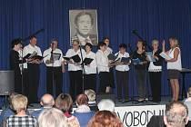 Oslavy 30. výročí sametové revoluce v Kolinci.