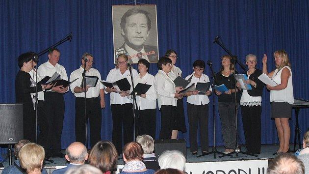 Víkend v Kolinci patřil 30 letům od sametové revoluce. Program byl připraven na dva dny.
