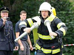 Druhé kolo Šumavské ligy ve vytrvalostním a silovém hasičském víceboji v Lubech