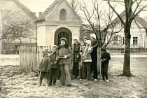 Oslava 50 let požárního sboru v Malechově.